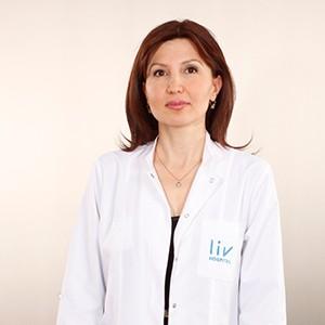 Dermatolog Prof. Dr. Gonca Gökdemir