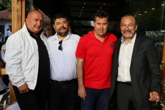 Vedat Atlı, Mahmut Kocadon, Mehmet Kocadon, Atilla Serttaş